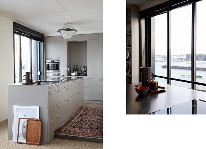 studio bakker westerkaap kitchen view