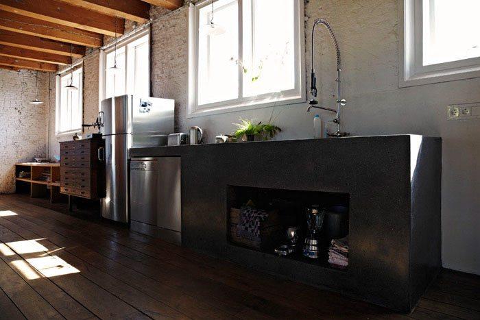 studiobakker canalhouse granito