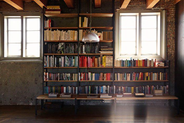 studiobakker canalhouse library