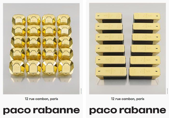 Paco Rabanne Perfume - Studio Bakker - retina